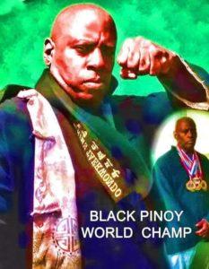 Black Pinoy- Martial arts camp